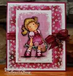 Mary B Giemza...cute layout