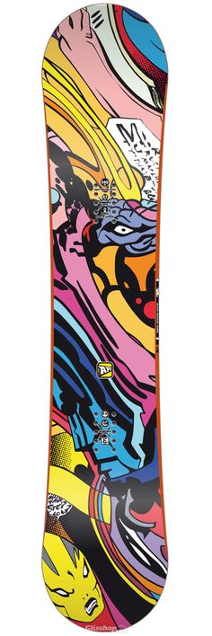 Planche snowboard Apo Step Up Step Up Dessus 2014