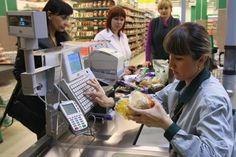 Новый Таганрог: Через 4 месяца во всех магазинах Ростовской област...