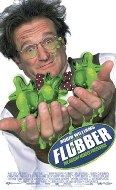 flubber- lost my tooth!