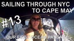 Sailing Tipsy Gypsy #13 - Hudson River Cruising & The Long Haul to Annap...