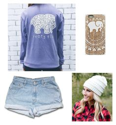 """""""ivory ella:))"""" by legitmaddywill ❤ liked on Polyvore"""