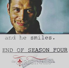 The Originals || Season 4...