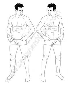 022-fashion-figure-male-croquis