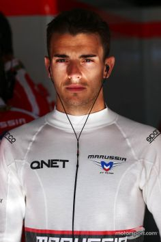 Jules Bianchi - 2014 Spanish GP FP1