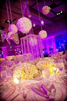 All White Wedding   Image Credits: Brett Tyler Studios