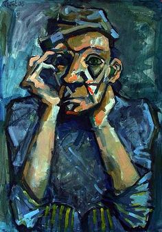 Expressionism | ... People: Men People: Faces Modern Age Expressionism Neo-Expressionism