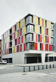 16 Viviendas Sociales Para El Ajuntamiento De Granollers / ONL Arquitectura