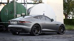 Jaguar F-Type on Behance