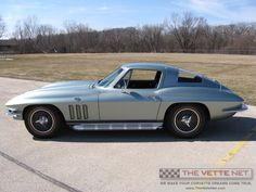 Click for full sized image gallery on this 1966 Coupe Corvette