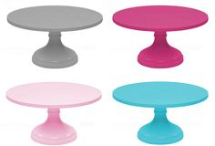 Perfect Cake Stands from Sarah's Stands - Bridesmaid.com