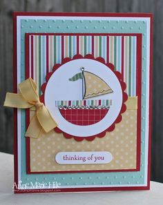 by Anne Marie Hile, Stampin' Anne: Moving Forward for Paper Players #109