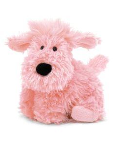 Jellycat Truffle Pink Dog