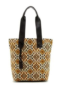 Tiled Symmetry Donna Tote by Isabella Fiore on @HauteLook
