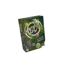 Wazabi  ¿Te gusta el picante y las emociones fuertes? ¿Eres de paladar refinado para los juegos de mesa? ¿Disfrutas viendo sufrir a tus amigos? Pues prueba esta explosión de diversión. Si es que puedes aguantar la fuerza de Wazabi.