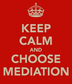 Pinterest is a channel for the promotion of mediation and other forms of alternative dispute resolution    Keep Calm and Choose #Mediation!      Cullaborate