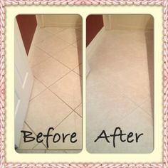 Finally Found a Way to Make My Grout Look Like New!!! – NOT Just Another Mom