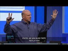 Watch Microsoft BUILD 2013 Day 1 keynote showcasing Windows 8.1 Preview Steve Ballmer, Windows 8, Keynote, Microsoft, Watch, Day, Building, Clock, Bracelet Watch