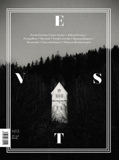 Vest Magazine, student work
