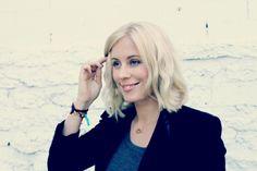 Ny frisyr!   Jennie Hammar   Amelia bloggar
