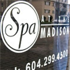 "Spa at the Madison on Twitter: ""https://t.co/DZSv18YG3N"""