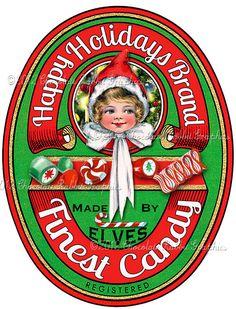 Christmas Vintage Ca