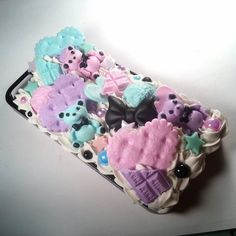 Pastel Goth Phone Case by ScreamShopaholic on Etsy, $20.00