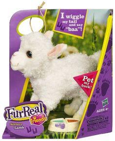 FurReal Newborn Lamb Fur Real Friends, http://www.amazon.com/dp/B002VECF5G/ref=cm_sw_r_pi_dp_8b7qtb1HF6S0DXF7