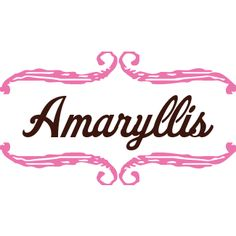 amaryllis name meaning