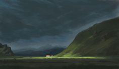 Iceland Study an art print by Erin McGuire Environmental Art, Beautiful Artwork, Iceland, Photo Art, Northern Lights, Study, Warm, Art Prints, History