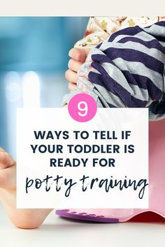 This potty training readiness checklist will help you decide whether your child is ready for potty training. Ditch the diapers with this potty training checklist Potty Training Tips, Toilet Training, Free Printable Artwork, Potty Chair, Puppy Pads, Advice For New Moms, Baby On A Budget, Breastfeeding Tips, Mom Blogs