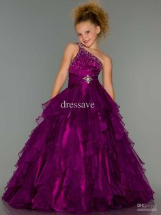 Wholesale Flower Girl - Buy 2013 Flower Gril Dresses Girls Pretty Dresses One Shoulder Pageant Dresses Cute Taffate 42544S, $77.66 | DHgate.com