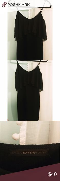 little black dress little black dress - size small. very good condition and super flattering. Nordstrom Dresses Mini