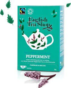 Peppermint | English Tea Shop