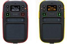 KORG mini kaoss pad 2 / kaossilator 2 発表、スピーカー & microSDスロット搭載