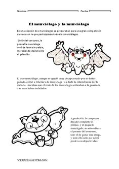 Lectura comprensiva Archivos - Página 4 de 4 - Web del maestro - Educación Infantil y Primaria