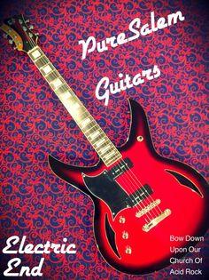 PureSalem Electric End... www.puresalemguitars.com
