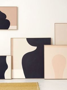caroline walls paintings. / sfgirlbybay