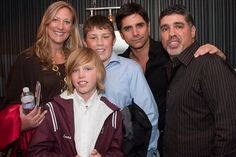 """The Dell'Abates and """"Uncle Jesse"""" :)"""