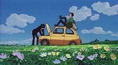 Resultado de imagen de miyazaki lupin
