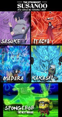Susanoo || Naruto