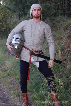 A gambeson type 8. SPES Medieval Market