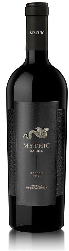 Malbec 2012 *Mythic Barrel* - Mythic Estate, Luján de Cuyo, Mendoza, Argentina-------------------Terroir: Luján de Cuyo - Mendoza, Argentina----------------- Crianza: 12 meses en barricas nuevas de roble francés