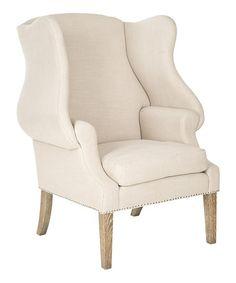 Loving this Draper Club Chair