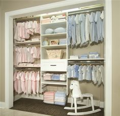Tips on Organizing Baby Clothes - For Michelle