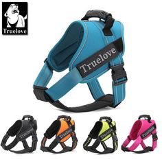 Truelove Body Dog Harness for Large Breed Dogs like Pyrenees Mountain Dog, Rottweiler, Newfoundland, Pitbull, Dogo Argentino, Presa Canario, Doberman, German Shepherd, Weimeraner, Labrador and more! We love Big Dogs!