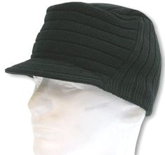 Black Jeep Surplus Beanie - Fatigue hats, Painter hats & Rad Hats