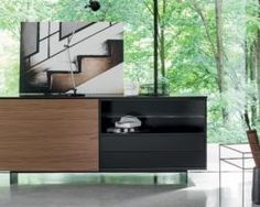 Dressoir op maat. Dall Agnese. Made in Italy.