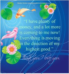 Make Money Online Prosperity Affirmations, Money Affirmations, Positive Affirmations, Mantra, Free Meditation, Healing Meditation, A Course In Miracles, Spiritual Awakening, Positive Thoughts
