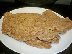 Sugar free tortilla or naan recipe